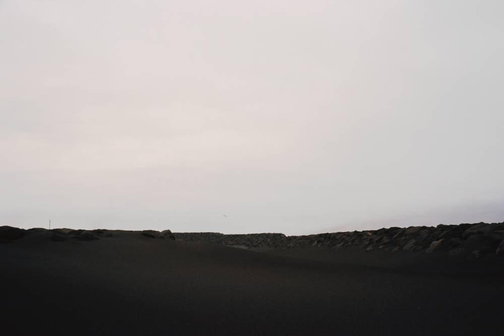 Черный пляж Рейнисфьяра