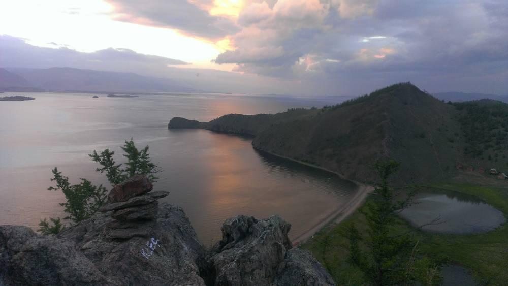 Байкал: ольхонские ворота