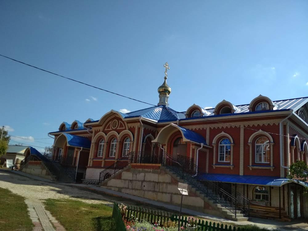 Святой источник в селе Ташла.