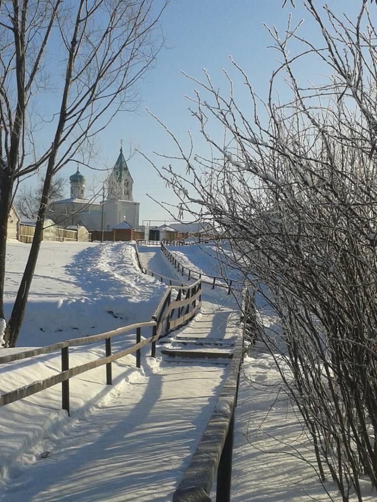 Храм и святой источник во имя Александра Свирского