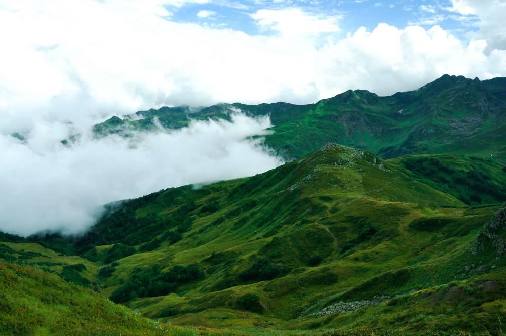 Абхазские Альпы