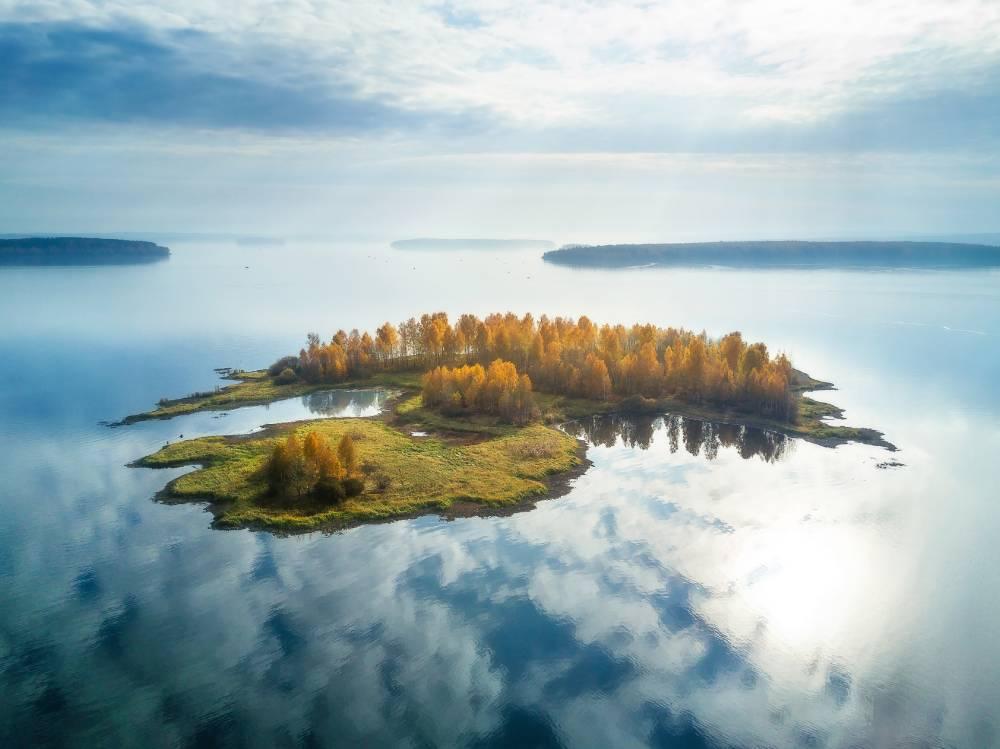 Парящий остров