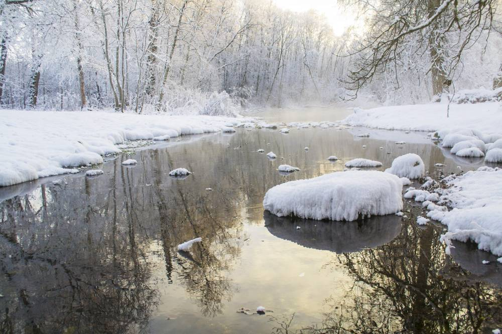 Talve muinasjutt
