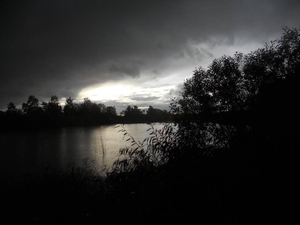 Pühamäe järv