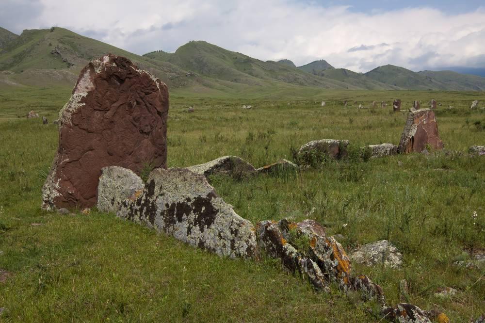 Менгиры долины Кюг
