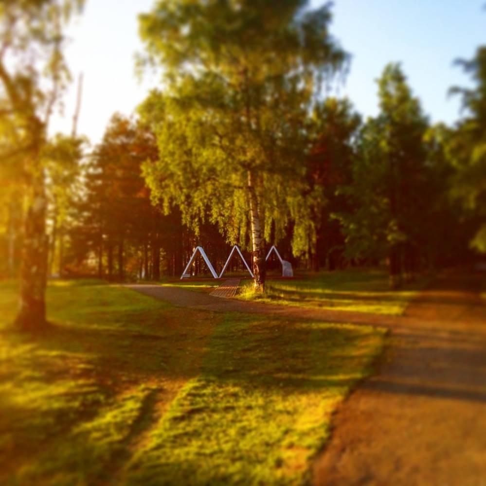 Stone tents