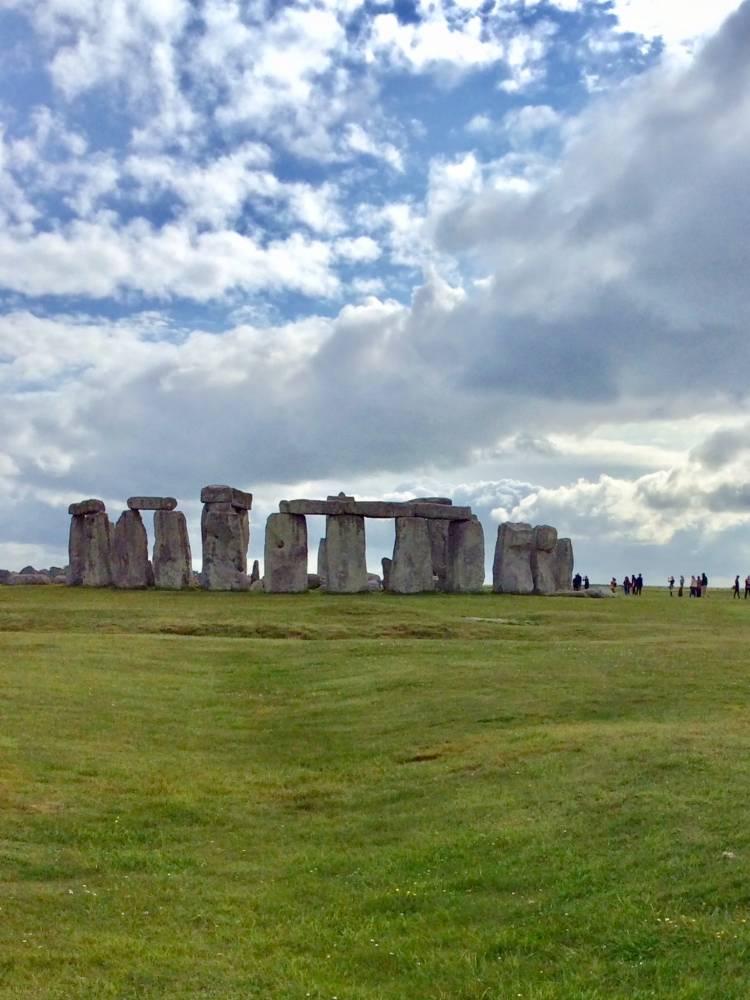 Stonehenge, Lõuna-Inglismaal asuv kiviaja võimsamaid ehitisi