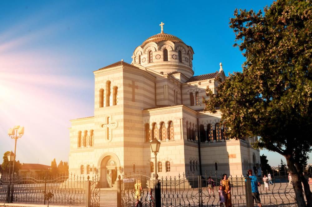 Владимирский кафедральный собор в Херсонесе