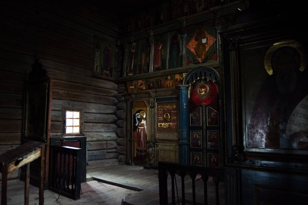 Церковь Святой Троицы. Остров-град Свияжск