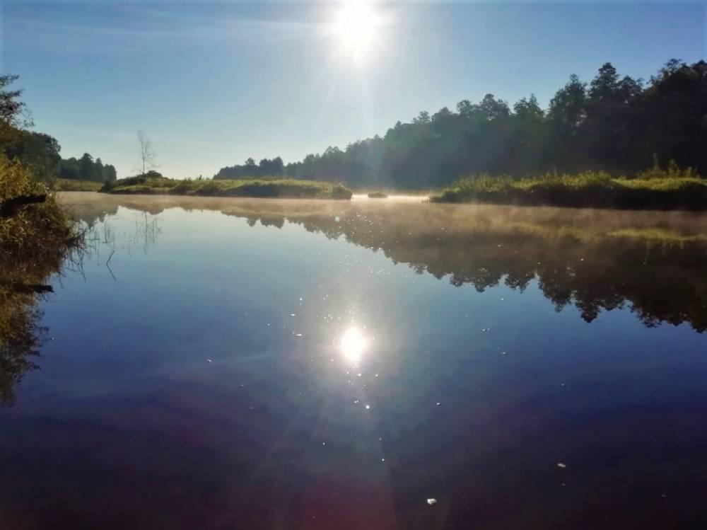 Река Угра - Пояс Пресвятой Богородицы