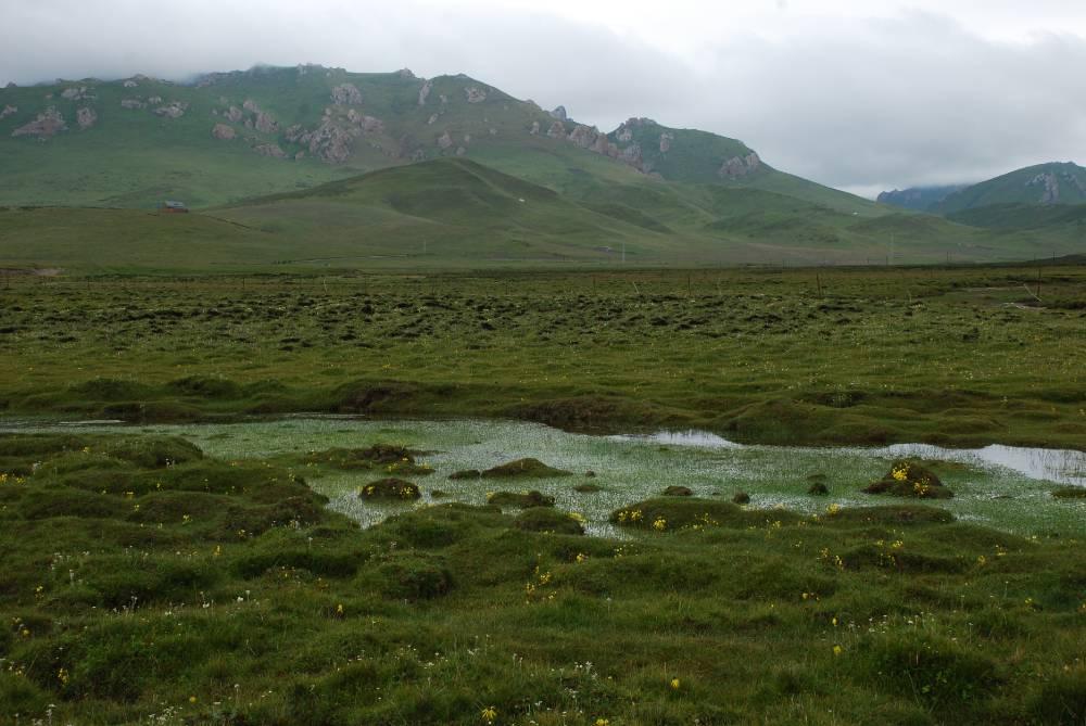 Dakini järv Tiibetis