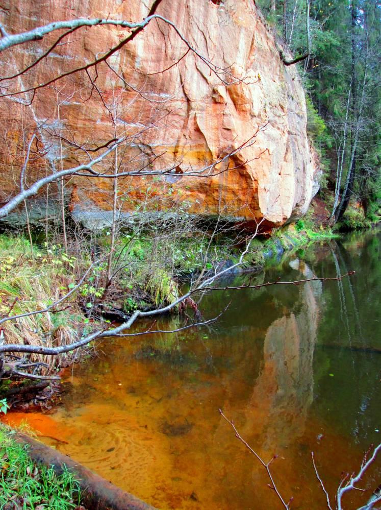Vahtkond pühapaiga veerel: veevaim ja kivivana